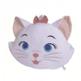 Accueil Disney Doudou Disney Chat Blanc coussin - Les aristochats