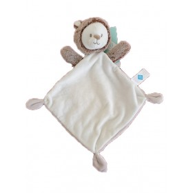 Accueil Tex Doudou Tex Herisson Marron Plat -