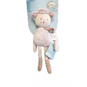 Accueil Moulin Roty Doudou moulin Roty Chat Gris Pantin - Les Pachats