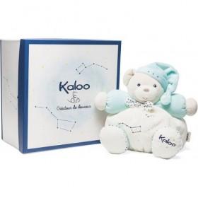 Accueil Kaloo Doudou Kaloo Ours Bleu Pantin - Petite Etoile