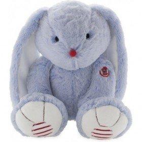 Accueil Kaloo Doudou Kaloo Lapin Bleu 38 cm Pantin - Rouge Kaloo