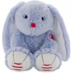 Accueil Kaloo Doudou Kaloo Lapin Bleu 31 cm Pantin - Rouge Kaloo