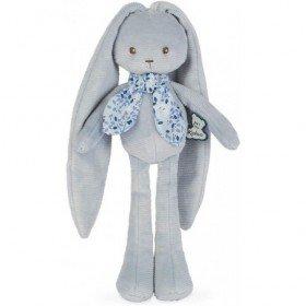 Accueil Kaloo Doudou Kaloo Lapin Bleu 25 cm pantin - Lapinoo