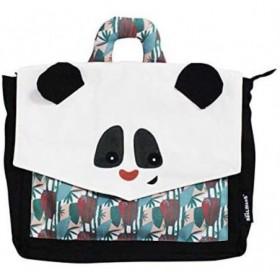 Accueil Deglingos Deglingos Cartable Panda Noir - Rototos