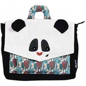 Accueil Deglingos Doudou Deglingos Panda Noir Sac à dos - Rototos