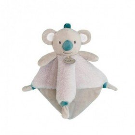 Accueil Babynat Doudou Babynat Koala Gris Plat - Mon petit Koala