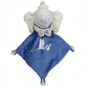 Doudou Disney Elephant Bleu...