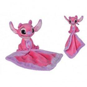 Accueil Disney Doudou Disney angel Rose Pantin - Stitch