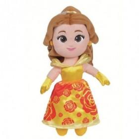 Accueil Disney Doudou Disney Poupée jaune La Belle et la Bête Pantin - Personnage