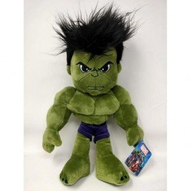 Doudou Marvel  Vert Hulk...