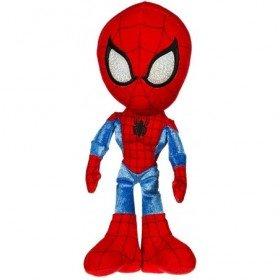 Accueil Z'autres marques Doudou Marvel Bleu Spiderman Pantin - Personnage