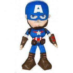 Doudou Marvel  Bleu Captain...