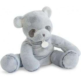 Accueil Doudou et Compagnie Doudou Doudou et compagnie Panda Gris Pantin - J'aime mon doudou