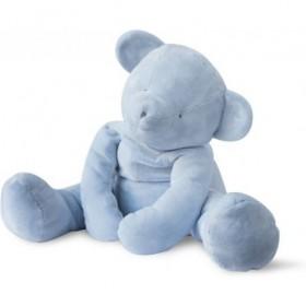 Accueil Doudou et Compagnie Doudou Doudou et compagnie Ours Bleu DC3176 Pantin - J'aime mon doudou