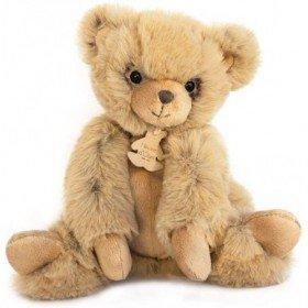 Accueil Histoire d'ours Doudou Histoire d'ours Ours Marron pantin - Les Softy