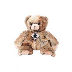 Accueil Histoire d'ours Doudou Histoire d'ours Ours Marron Muscade 30 cm pantin - Signature