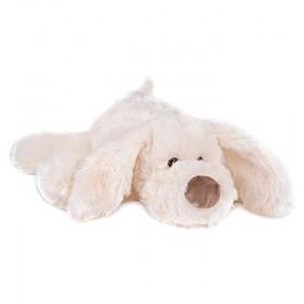 Accueil Histoire d'ours Doudou Histoire d'ours Chien Blanc pantin - Cookie