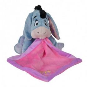 Accueil Disney Doudou Disney Ane Bleu Bourriquet Pantin - 25 cm Winnie l'ourson