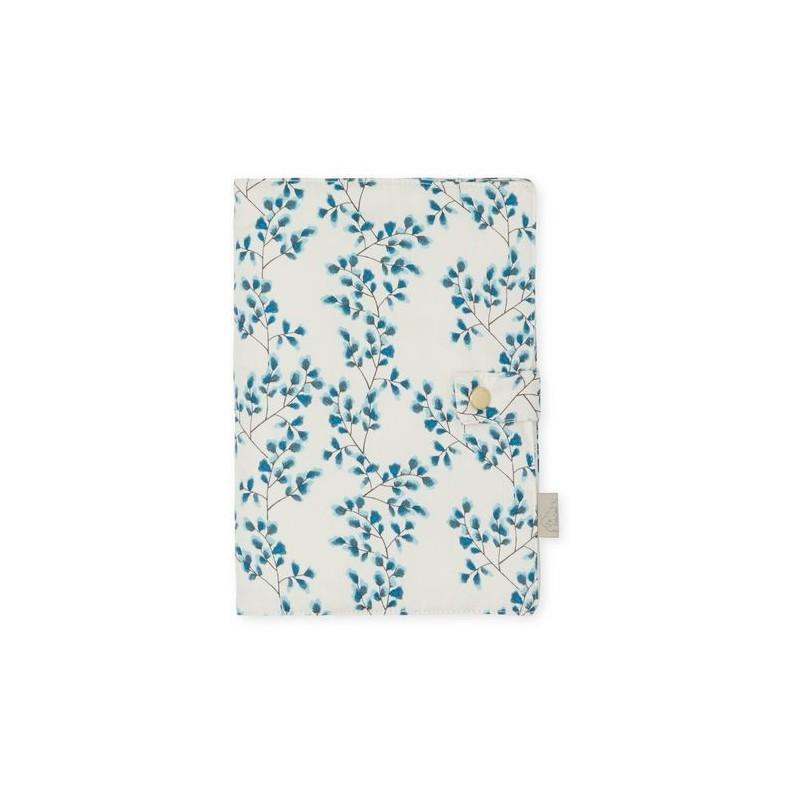 Accueil Camcam Camcam Bleu Carnet de santé - 21 x 15 cm Fiori