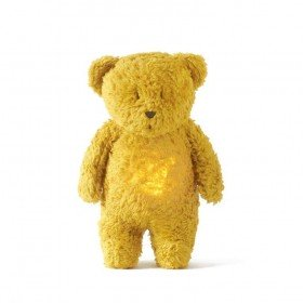 Accueil  Peluche Ours Bio Moutarde l'indispensable - Moonie