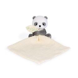 Accueil Kaloo Doudou Kaloo - WWF Panda avec mouchoir
