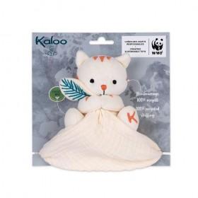 Accueil Kaloo Doudou Kaloo - WWF Rhinoceros avec mouchoir