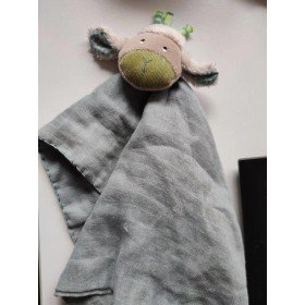 Accueil Moulin Roty Moulin Roty Doudou lange mouton