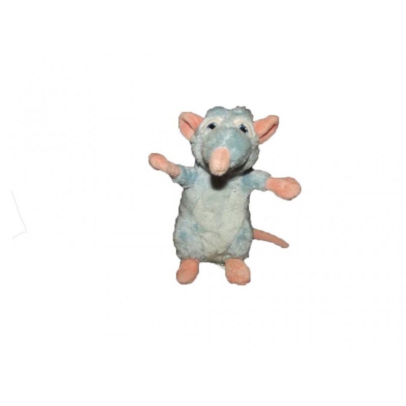 Accueil Disney doudou Disney Souris Bleu pixar Ratatouille Pantin