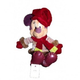 Accueil Disney doudou Disney Souris Violet gant manteau echarpe Minnie Pantin