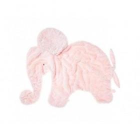 Accueil Dimpel doudou Dimpel Elephant Rose Pale Oscar Couverture