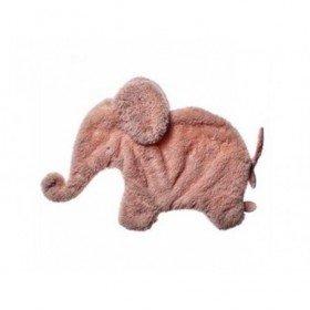 Accueil Dimpel doudou Dimpel Elephant Rose Oscar Plat