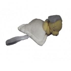 Accueil Disney doudou Disney Voiture Bleu coussin Winnie l'ourson Musical