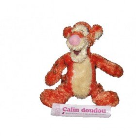 Accueil Disney doudou Disney Tigre Orange tigrou Les Amis de Winnie Pantin