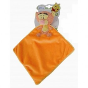 Accueil Disney doudou Disney Tigre Orange tricot Les Amis de Winnie Plat