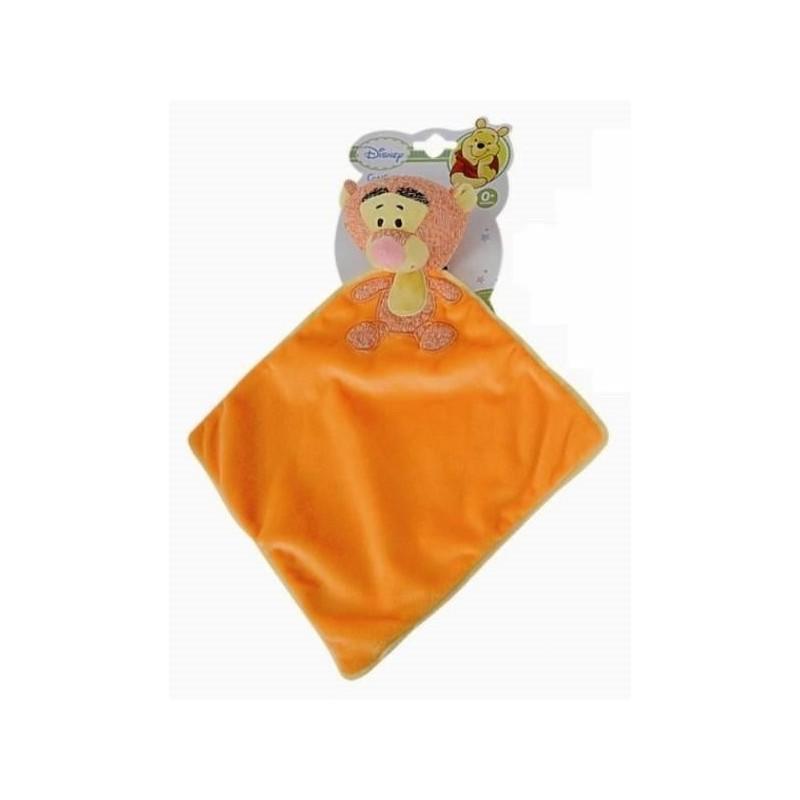 Accueil Disney doudou Disney Tigre Orange tricot Les Amis de Winnie Plat