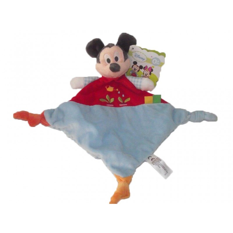 Accueil Disney doudou Disney personnage Bleu arrosoir navets violet Mickey plat