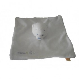 Accueil Disney doudou Disney Voiture Blanc Winnie l'ourson Plat