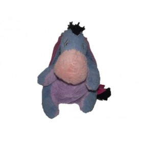 Accueil Disney doudou Disney Personnage Bleu bourriquet assis 31cms queue qui se detache Les Amis de Winnie Pantin