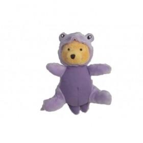 Accueil Disney doudou Disney Ours Violet deguise en pieuvre 21cms Winnie l'ourson Pantin