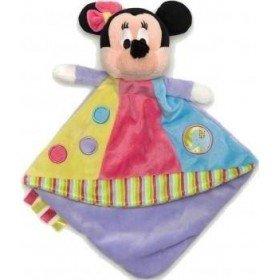 Accueil Disney doudou Disney Souris Violet elephant Minnie plat