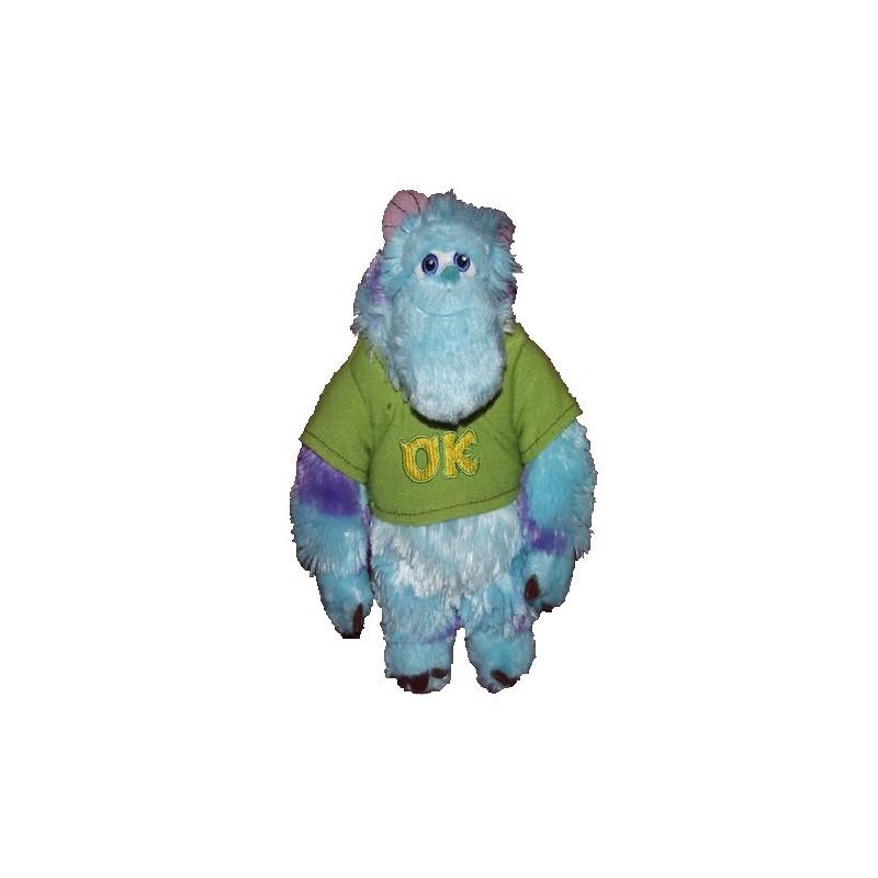 Accueil Disney doudou Disney Monstre Bleu Jacques Sulli Sullivent 17cms Monstre & Compagnie Pantin