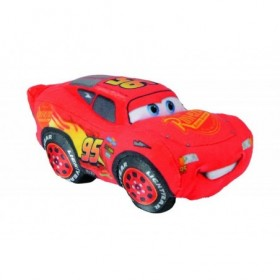 Accueil Disney doudou Disney Voiture Rouge 25cms rouge Flash Mc Queen Pantin