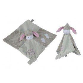 Accueil Disney doudou Disney Bourriquet Gris Rose Papillon Nuage Floopy Pantin