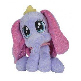 Accueil Disney doudou Disney Elephant Violet Dumbo Nœud Rose 25cms Glamour Pantin