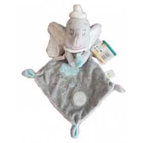 Accueil Disney doudou Disney Elephant Gris Dumbo Gris Big Dream Plat