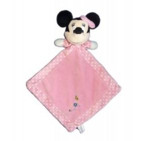 Accueil Disney doudou Disney Personnage Rose Coccinelle Papillon Fleur Minnie Plat