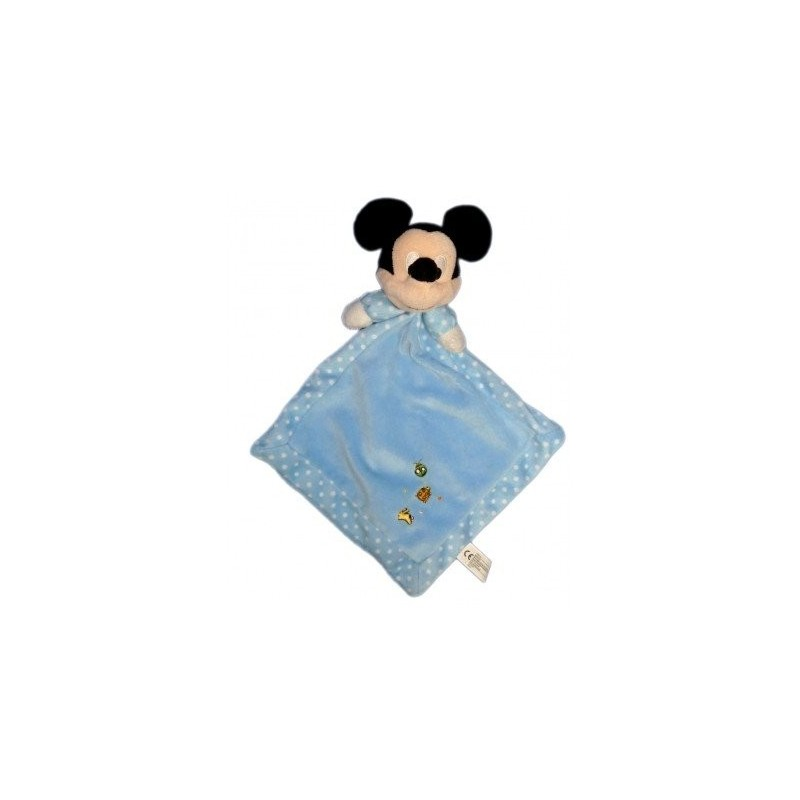 Disney Nicotoy Mickey Plat Lange Gris Etoile